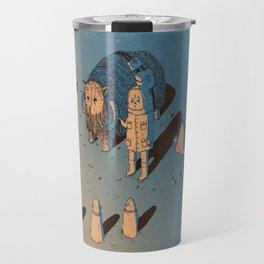 The Bison #1 Travel Mug
