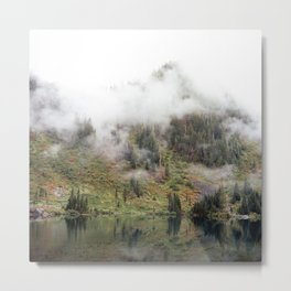 Rolling Fog Pt.1 Metal Print