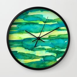 100 Days of Color: Day 87 Wall Clock