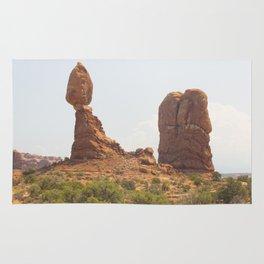 Balanced Rock Rug