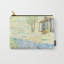 On the Banks of Plum Creek Carry-All Pouch
