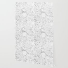 Light Grey Marble Texture Wallpaper