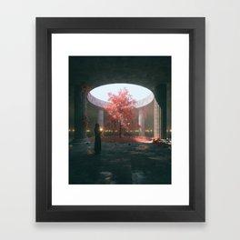 INFINITE SOLSTICE (everyday 06.28.17) Framed Art Print