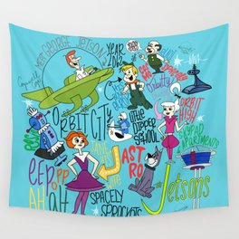The Jetsons Wall Tapestry