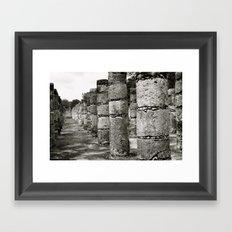 Mayan Ancients 3 Framed Art Print