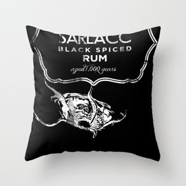 Aged 1000 Years Throw Pillow