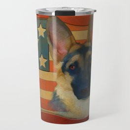 Home of the Brave Travel Mug