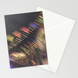 Lights and Pennants Stationery Cards