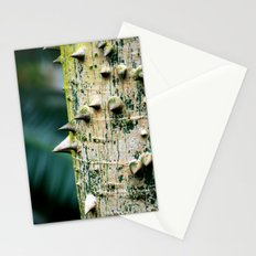 Thorny tree Botanical Photography Stationery Cards