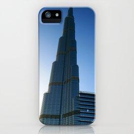 Dubai - Burj Al Khalifa iPhone Case