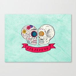 Calacamor Canvas Print