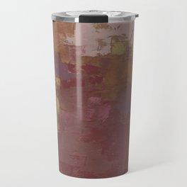 Color Splendor No.1r by Kathy Morton Stanion Travel Mug