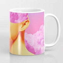 Pink Cloud Meta Woman Coffee Mug