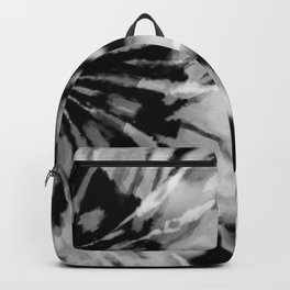 black tie dye Backpack