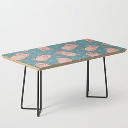 Pattern Project #52 / Piglets Coffee Table