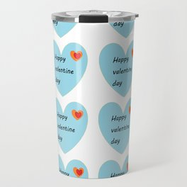 Valentine day Travel Mug
