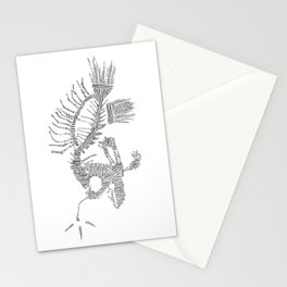 See the light.  Stationery Cards