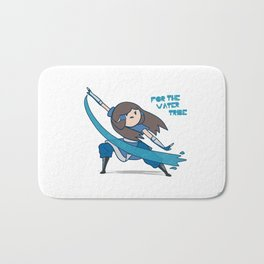 For the Water Tribe ! Bath Mat