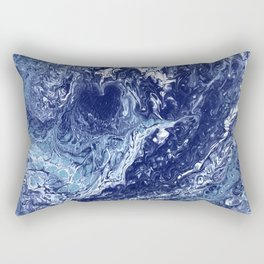 Heart of the Ocean Rectangular Pillow