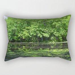 Simple Confessions Rectangular Pillow