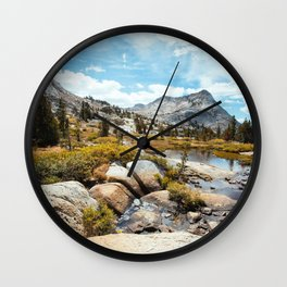 Vogelsang Wall Clock