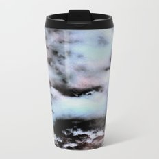 Ice and Smoke Metal Travel Mug
