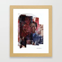 Urban Legends Framed Art Print