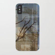 Dead Trees Slim Case iPhone X