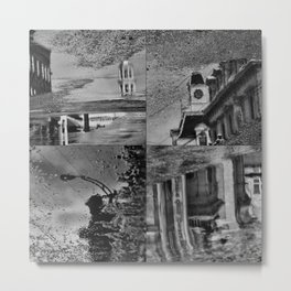 Sherbrooke delirium Metal Print