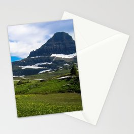 Logans Pass, Glacier National Park Stationery Cards