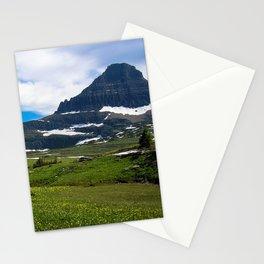 Logans Pass, Glacier National Park Stationery Cards