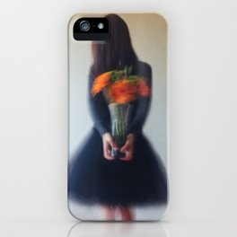 keeper of the gerberas iPhone Case