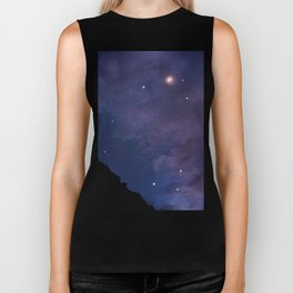 Big Bend nights Biker Tank