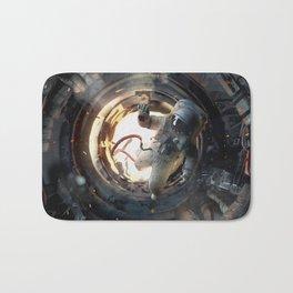 USSR Astronaut Bath Mat