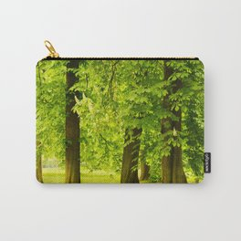 One day in the park - tranquil mood - #society6 #buyart Carry-All Pouch