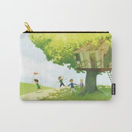 Treehouse Carry-All Pouch
