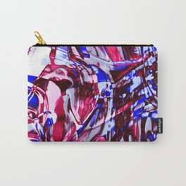 Fluid Painting 2 (Red Version) Carry-All Pouch