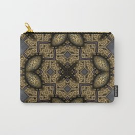 Victorian Art Deco Medieval Pattern SB38 Carry-All Pouch