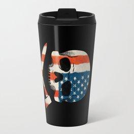 American P$ycho Travel Mug