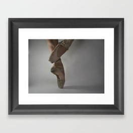 Ballet-Coupé Framed Art Print