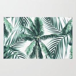 South Pacific palms II Rug