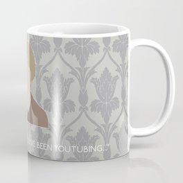 His Last Vow - Mrs. Hudson Coffee Mug