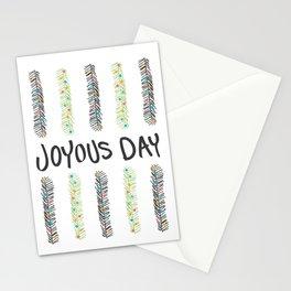 Joyous Day Stationery Cards