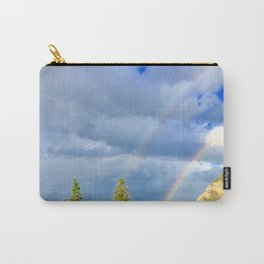 Canadian Rocky Rainbow Carry-All Pouch