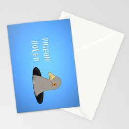 Pigeon Holed Stationery Cards
