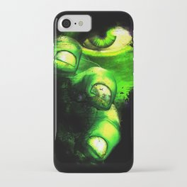 Hulk is walking after you! iPhone Case