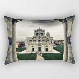 Pisa Cathedral Rectangular Pillow