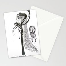 welcome home annabelle Stationery Cards