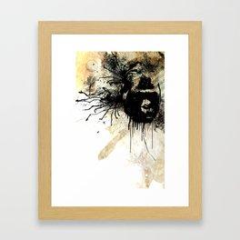 gorilla time Framed Art Print