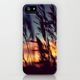 Prairie Skies iPhone Case